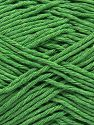 Fiber Content 100% Cotton, Light Green, Brand Ice Yarns, Yarn Thickness 4 Medium  Worsted, Afghan, Aran, fnt2-66818