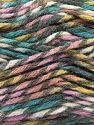 Fiber Content 75% Premium Acrylic, 25% Wool, Yellow, White, Turquoise, Pink, Brand Ice Yarns, Grey, Yarn Thickness 5 Bulky  Chunky, Craft, Rug, fnt2-67189