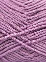 Fiber Content 50% Bamboo, 50% Cotton, Pink, Brand Ice Yarns, Yarn Thickness 2 Fine  Sport, Baby, fnt2-67245