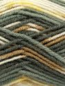 Fiber Content 75% Premium Acrylic, 25% Wool, Yellow, White, Brand Ice Yarns, Grey Shades, Camel, Yarn Thickness 3 Light  DK, Light, Worsted, fnt2-67248
