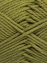 Fiber Content 100% Cotton, Khaki, Brand Ice Yarns, Yarn Thickness 4 Medium  Worsted, Afghan, Aran, fnt2-67338