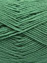 Worsted  Fiber Content 100% Acrylic, Brand Ice Yarns, Grass Green, fnt2-67467