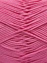 Περιεχόμενο ίνας 100% Mercerised Giza Cotton, Pink, Brand Ice Yarns, fnt2-67552