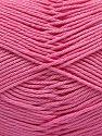 Fiber Content 100% Mercerised Giza Cotton, Pink, Brand Ice Yarns, fnt2-67552