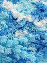 Contenido de fibra 100% Micro fibra, Brand Ice Yarns, Blue Shades, fnt2-67564
