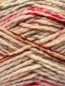 Fiber Content 70% Acrylic, 30% Wool, Brand Ice Yarns, Grey, Fuchsia, Cream, Copper, fnt2-67625