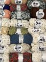 Fancy Yarns In this list; you see most recent 50 mixed lots. <br> To see all <a href=&amp/mixed_lots/o/4#list&amp>CLICK HERE</a> (Old ones have much better deals)<hr> Brand Ice Yarns, fnt2-67822
