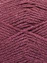 Περιεχόμενο ίνας 88% Βαμβάκι, 12% Μεταλλικό lurex, Orchid, Brand Ice Yarns, fnt2-67835