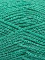 Περιεχόμενο ίνας 88% Βαμβάκι, 12% Μεταλλικό lurex, Mint Green, Brand Ice Yarns, fnt2-67842