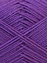 Fiber Content 60% Merino Wool, 40% Acrylic, Lavender, Brand Ice Yarns, Yarn Thickness 2 Fine  Sport, Baby, fnt2-21106