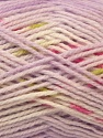 Fiber Content 100% Baby Acrylic, White, Pink, Lilac, Brand Ice Yarns, Green, Yarn Thickness 2 Fine  Sport, Baby, fnt2-22046