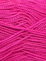 Fiber Content 100% Acrylic, Brand Ice Yarns, Fuchsia, Yarn Thickness 1 SuperFine  Sock, Fingering, Baby, fnt2-24610