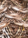 Fiber Content 90% Acrylic, 10% Polyester, Light Brown, Brand Ice Yarns, Cream, Camel, Yarn Thickness 6 SuperBulky  Bulky, Roving, fnt2-25317