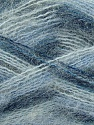 Fiber Content 70% Mohair, 30% Acrylic, Brand Ice Yarns, Blue Shades, Yarn Thickness 3 Light  DK, Light, Worsted, fnt2-35068