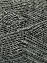 Fiberinnehåll 100% NY ULL, Brand Ice Yarns, Grey, Yarn Thickness 3 Light  DK, Light, Worsted, fnt2-42305