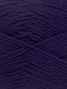Fiberinnehåll 100% NY ULL, Purple, Brand Ice Yarns, Yarn Thickness 3 Light  DK, Light, Worsted, fnt2-42311