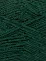 Fiberinnehåll 100% NY ULL, Brand Ice Yarns, Dark Green, Yarn Thickness 3 Light  DK, Light, Worsted, fnt2-42312