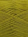 Fiberinnehåll 100% NY ULL, Light Green, Brand Ice Yarns, Yarn Thickness 3 Light  DK, Light, Worsted, fnt2-42314