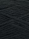 Contenido de fibra 70% Dralon, 30% Alpaca, Brand Ice Yarns, Black, Yarn Thickness 4 Medium  Worsted, Afghan, Aran, fnt2-44925